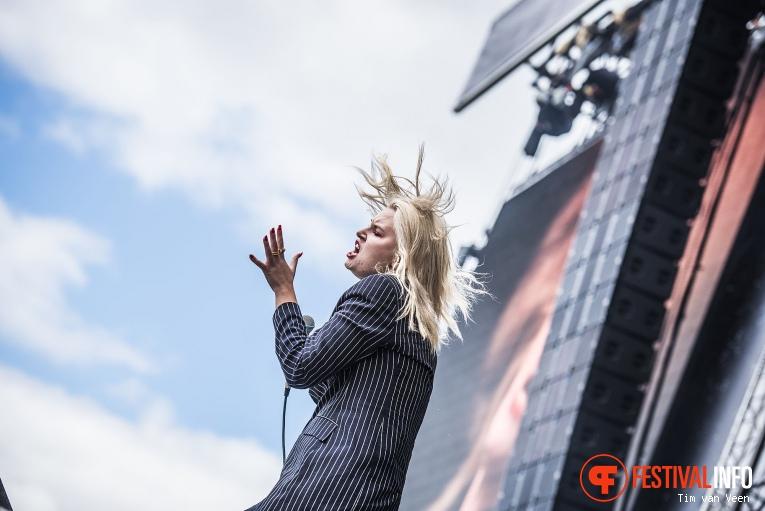 The Pink Slips op Graspop Metal Meeting 2018 - Donderdag foto