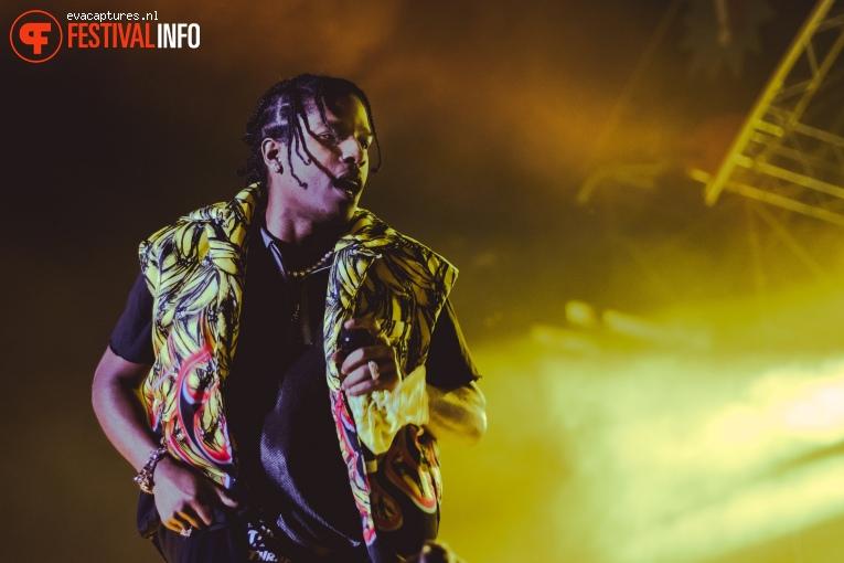 Foto A$AP Rocky op WOO HAH! 2018