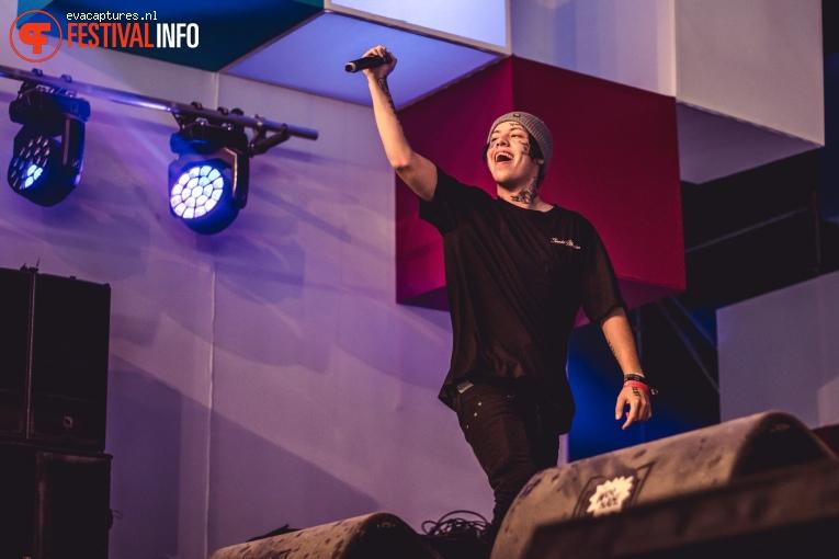 Lil Xan op WOO HAH! 2018 foto