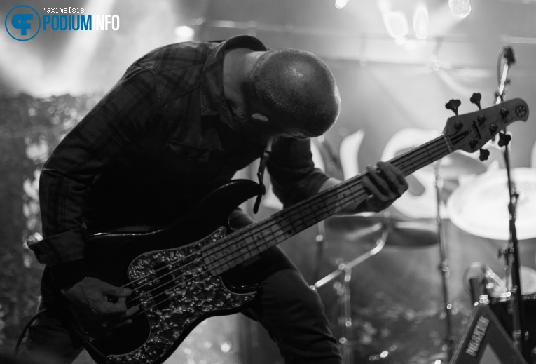 Diggeth op Soulfly - 26/06 - Patronaat foto