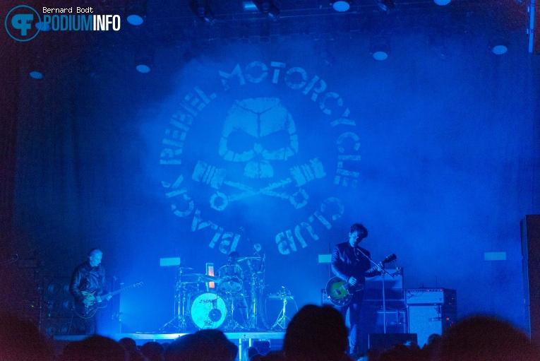 Foto Black Rebel Motorcycle Club op Black Rebel Motorcycle Club - 04/07 - TivoliVredenburg