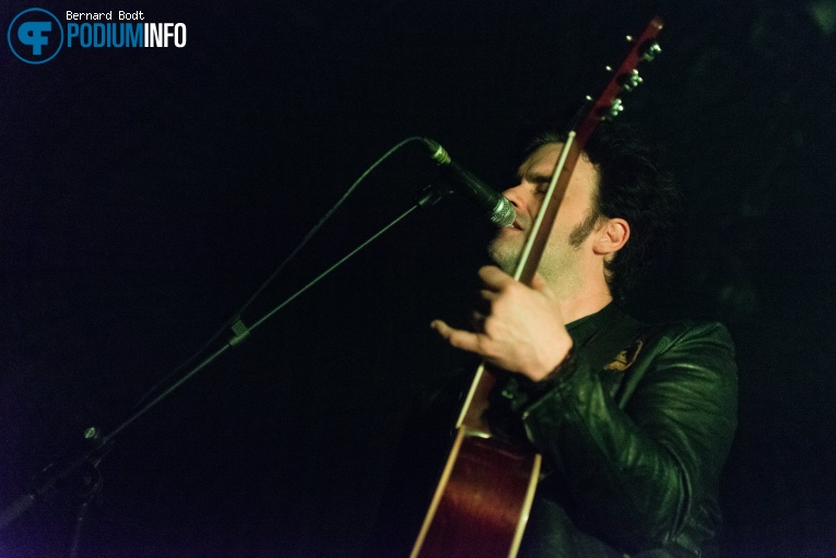 Foto Black Rebel Motorcycle Club op Black Rebel Motorcycle Club - 04/07 - TivoliVredenburg