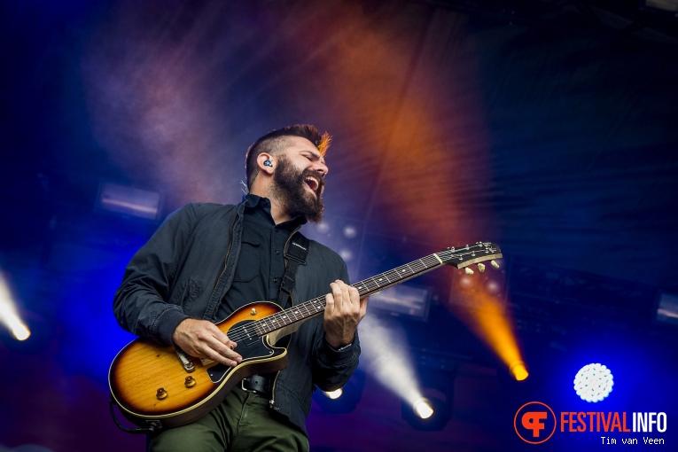 Silverstein op Graspop Metal Meeting 2018 - Vrijdag foto
