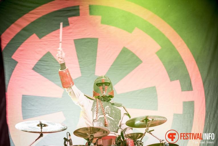Galactic Empire op Graspop Metal Meeting 2018 - Vrijdag foto