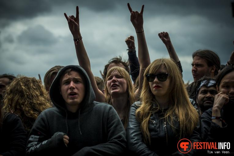 Shinedown op Graspop Metal Meeting 2018 - Vrijdag foto
