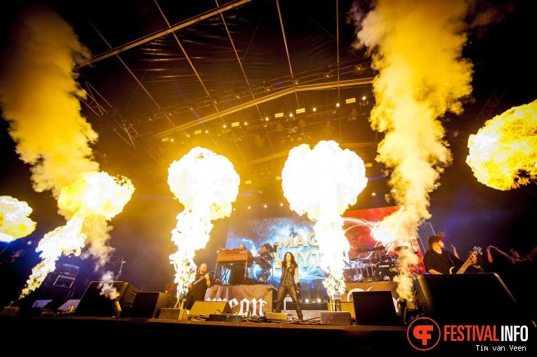 Ayreon op Graspop Metal Meeting 2018 - Vrijdag foto
