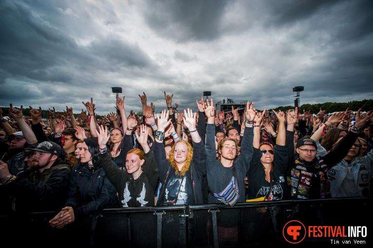 Graspop Metal Meeting 2018 - Vrijdag foto
