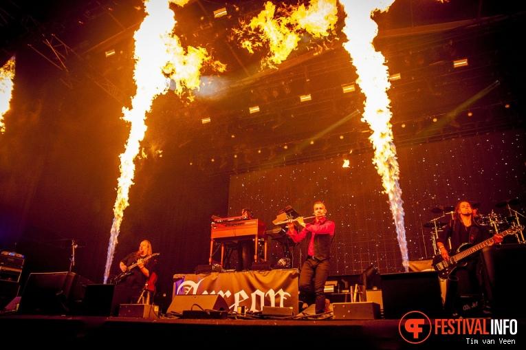Foto Ayreon op Graspop Metal Meeting 2018 - Vrijdag