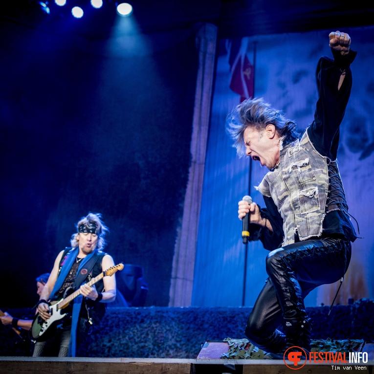 Iron Maiden op Graspop Metal Meeting 2018 - Vrijdag foto