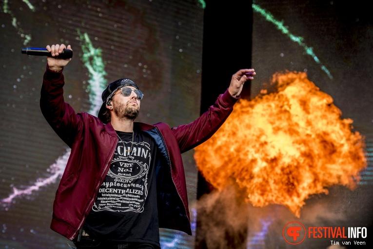 Avenged Sevenfold op Graspop Metal Meeting 2018 - Vrijdag foto