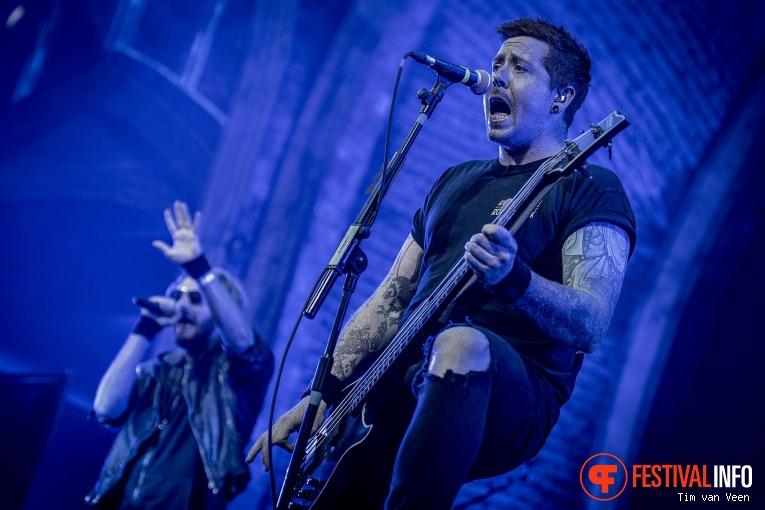 The Raven Age op Graspop Metal Meeting 2018 - Vrijdag foto