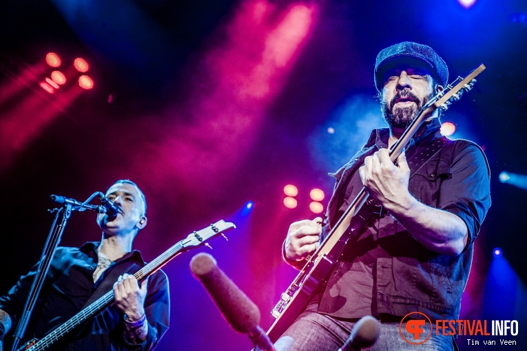 Volbeat op Graspop Metal Meeting 2018 - Zaterdag foto