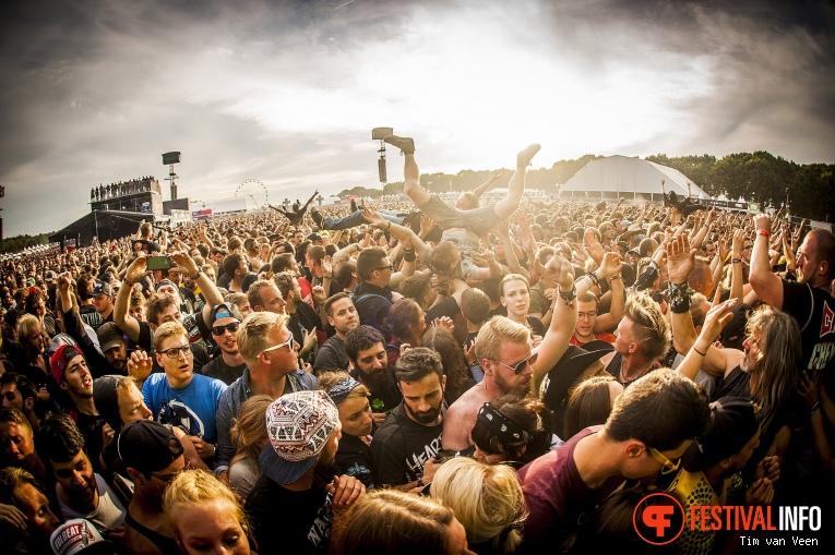 Graspop Metal Meeting 2018 - Zaterdag foto