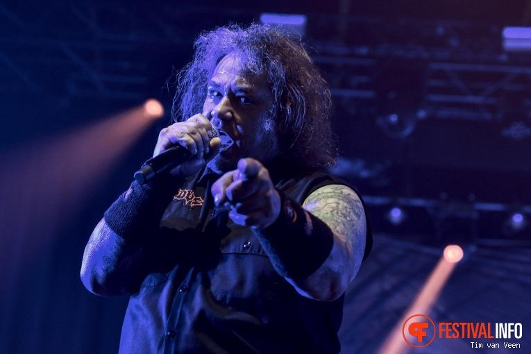 Exodus op Graspop Metal Meeting 2018 - Zaterdag foto