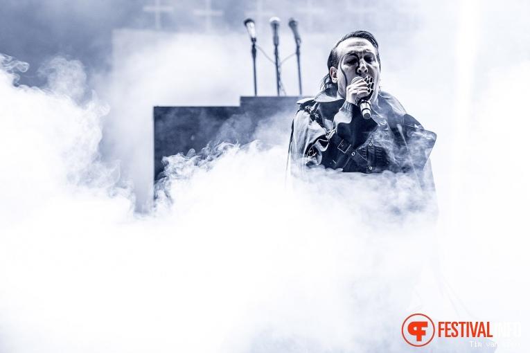 Marilyn Manson op Graspop Metal Meeting 2018 - Zaterdag foto