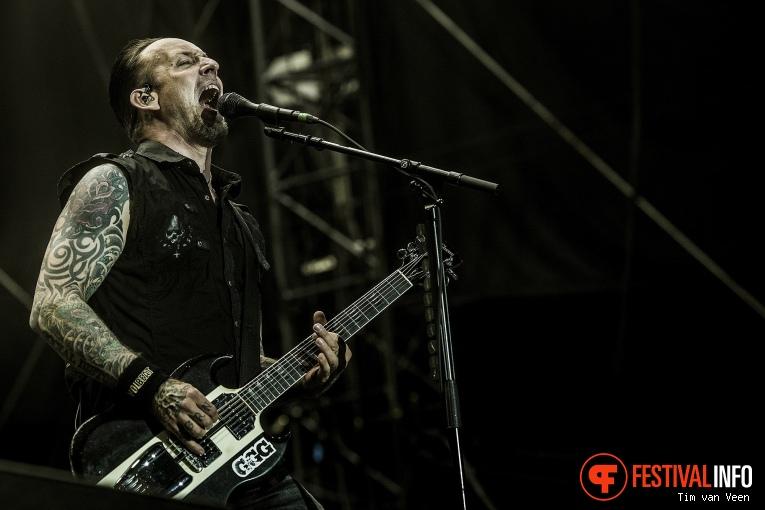 Foto Volbeat op Graspop Metal Meeting 2018 - Zaterdag