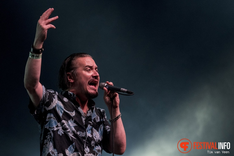 Foto Dead Cross op Graspop Metal Meeting 2018 - Zondag
