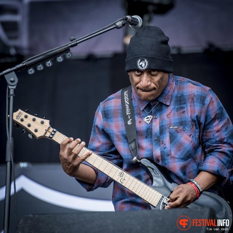 Foto Body Count feat. Ice-T op Graspop Metal Meeting 2018 - Zondag