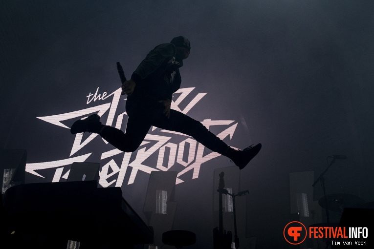 Foto The Bloody Beetroots op Graspop Metal Meeting 2018 - Zondag