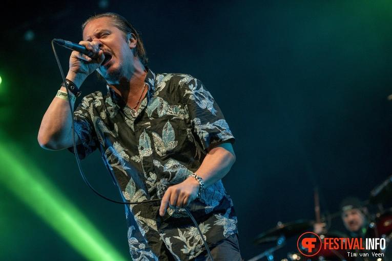 Foto Dead Cross op Graspop Metal Meeting 2018 - Zondag