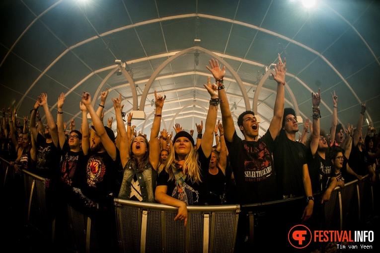 Foto Eskimo Callboy op Graspop Metal Meeting 2018 - Zondag