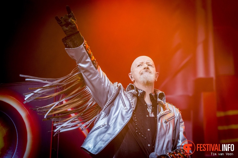 Foto Judas Priest op Graspop Metal Meeting 2018 - Zondag