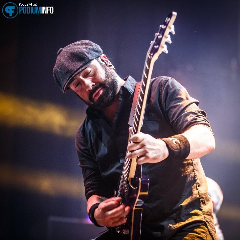 Volbeat op Volbeat - 25/06 - TivoliVredenburg foto