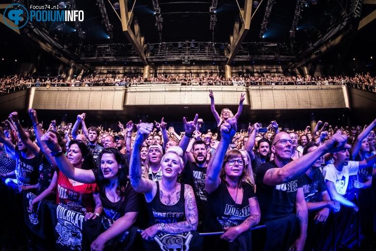 Volbeat - 25/06 - TivoliVredenburg foto