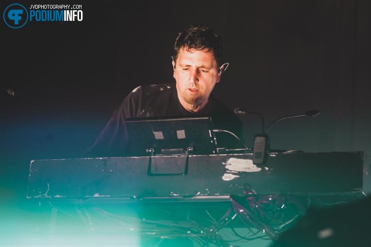 Nine Inch Nails op Nine Inch Nails - 27/6 - Afas Live foto