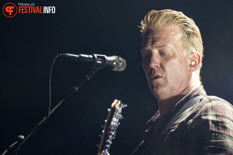 Foto Queens Of The Stone Age op Down The Rabbit Hole 2018 - Vrijdag