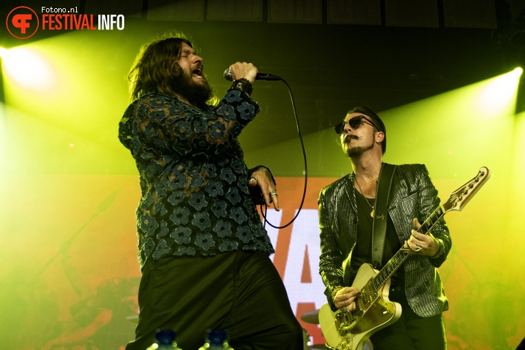 Foto Rival Sons op Down The Rabbit Hole 2018 - Vrijdag