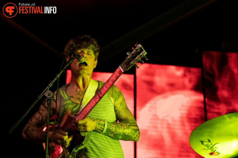 Foto Oh Sees op Down The Rabbit Hole 2018 - Zaterdag