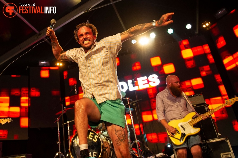 Foto Idles op Down The Rabbit Hole 2018 - Zaterdag