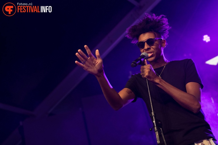Foto Masego op Down The Rabbit Hole 2018 - Zaterdag