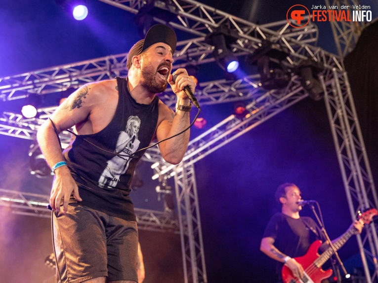Foto A Wilhelm Scream op Jera On Air 2018 - Zaterdag