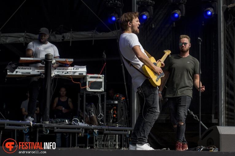 Foto Wulf op Gelderpop 2018