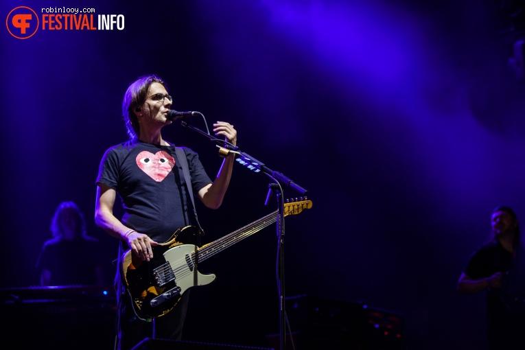 Steven Wilson op Rock Werchter 2018 - Donderdag foto
