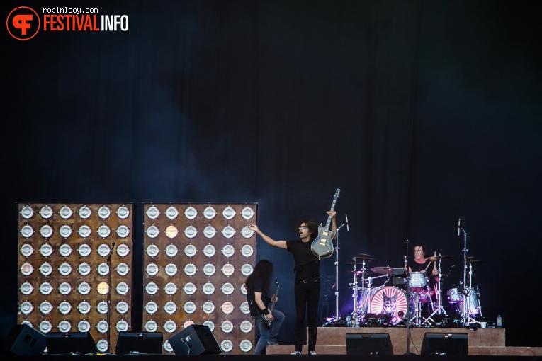 Foto Alice In Chains op Rock Werchter 2018 - Donderdag