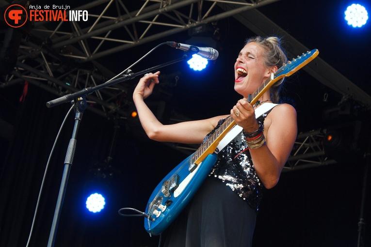 Sue the Night op Westerpop 2018 foto