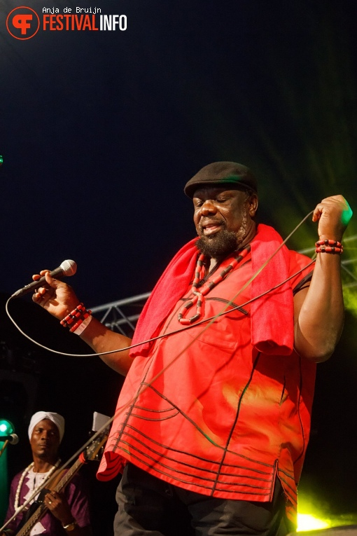 Foto Togo All Stars op Metropolis Festival 2018