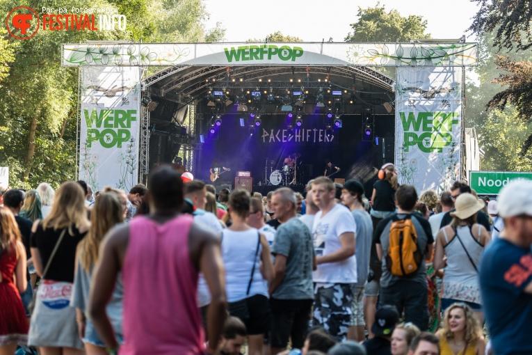 Paceshifters op Werfpop 2018 foto