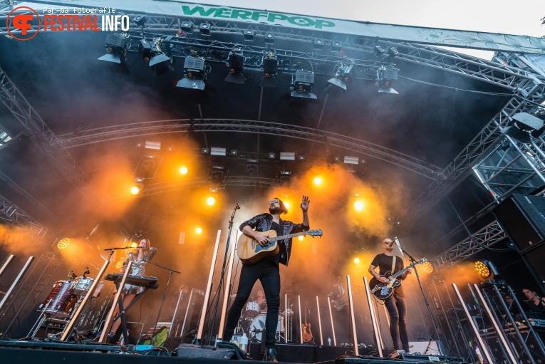 Blaudzun op Werfpop 2018 foto