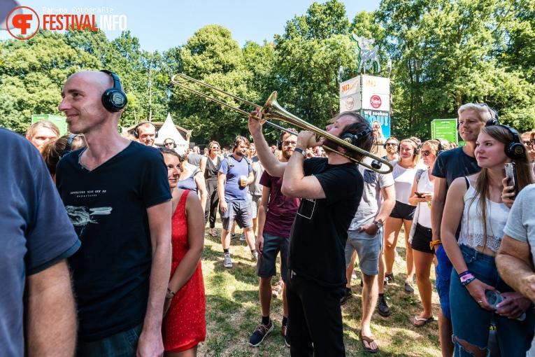 Folk Road Show op Werfpop 2018 foto