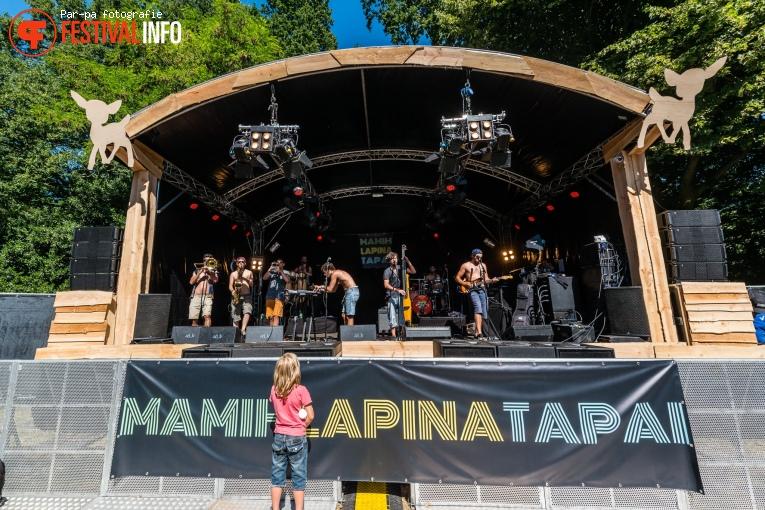 Mamihlapinatapai op Werfpop 2018 foto