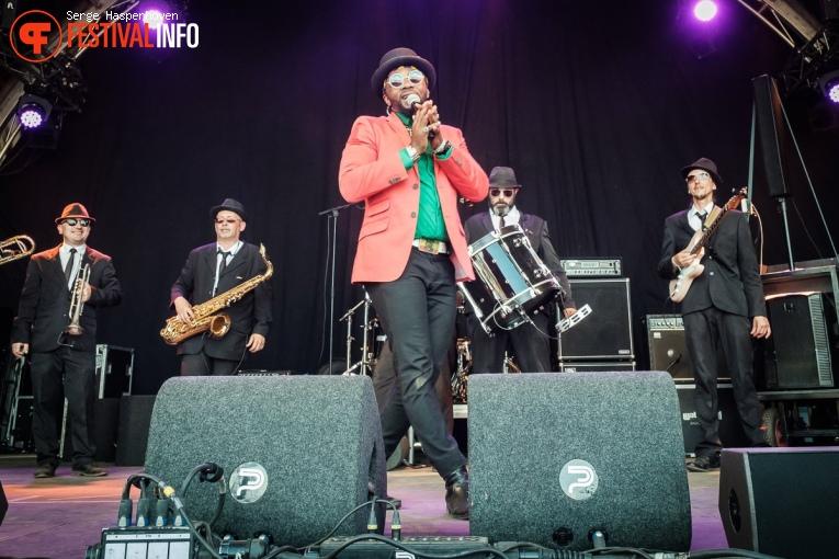 Ensemble National de Reggae op Zwarte Cross 2018 - Vrijdag foto