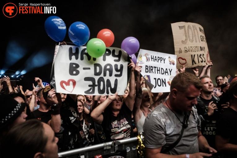 Volbeat op Zwarte Cross 2018 - Vrijdag foto