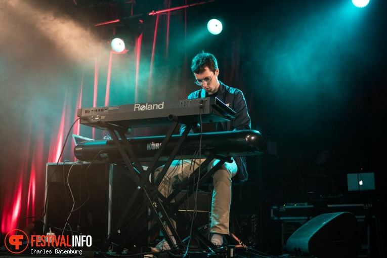 Badbadnotgood op NN North Sea Jazz 2018 - vrijdag foto