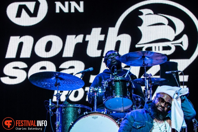 The Roots op NN North Sea Jazz 2018 - vrijdag foto