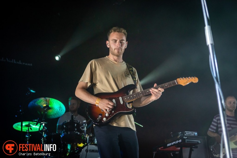 Tom Misch op NN North Sea Jazz 2018 - vrijdag foto