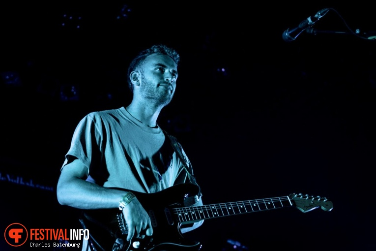 Foto Tom Misch op NN North Sea Jazz 2018 - vrijdag